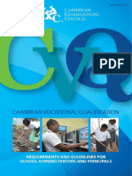 CVQ Booklet