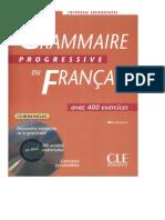 Grammaire Progressive du Francaise_Niveau Débutant .pdf