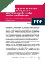 ARIZA, Rosembert (2015). el pluralismo jurídico en américa latina y la nueva fase del colonialismo jurídico en los estados constitucion.pdf