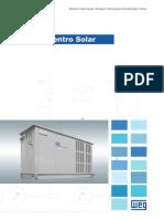 WEG Eletrocentro Solar 50058614 Catalogo Portugues Br