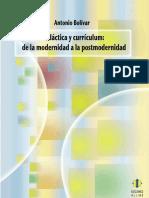 3. Bolivar a. 2008 Didactica y Curriculum Cap.vi