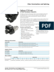 Fujikura CT 30 CT 06 Precision Cleaver