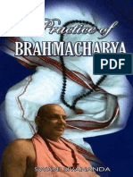 Sri Swami Sivananda-Practice of Brahmacharya-The DIVINE LIFE SOCIETY (1997)