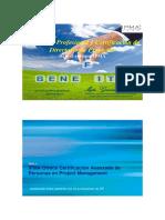 La Certificacion de DP NEW