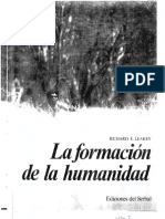 Form. Humanidad. Leakey