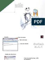 Código Scilab - Programación Básica y Métodos Numéricos