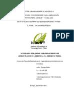 Informe Dencys Definitifo Pitier