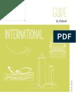 Guide de l'Étudiant International - Lyon 2