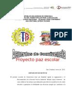 Acuerdo de Convivencia ETI 2016 - 2017