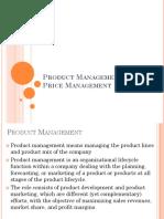 Ch2. Product Management