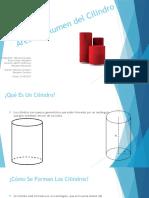 Área y Volumen del Cilindro.pptx