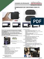 Datasheet Pcsu200 Es