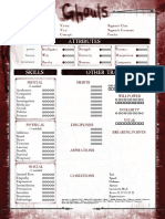 VtR 2ndED Ghoul 1-Page Interactive