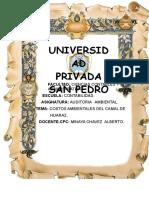 Camal Huaraz - Auditoria