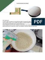 04-Cocción Del Sustrato (Arroz Integral)
