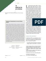 Enfermedad renal cronica e hipertension