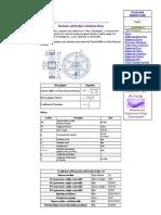 Flywheel Effect or Polar Moment of Inertia - Engineers Edge