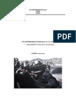 Análisis de La Ley Antiterrorista en Chile