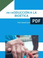 Clase Introducción a La Bioética