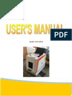 XTL-FP30 (User Manual)