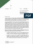 Lettre de Valérie Pecresse Au Préfet d'Ile-De-France, Michel Cadot
