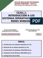 Tema01 Introduccion a Los SO en Red