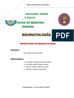 Seminario de Reumatologia