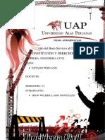 Estado Peruano Contitucion