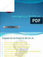 Inteligencia Artificial Historia