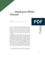 Um Tumulo Para Foucault