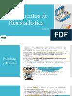 Fundamentos de Bioestadística