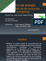 3.2 Analisis de Los Consumos Energeticos