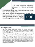 Dow Theory (1)