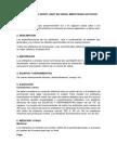 ESPECIFICACIONES TECNICAS-G5