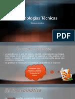 Etimologías Técnicas