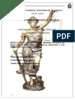 Monografia de Derecho Tributario