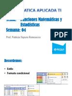 04 Funciones Matematicas y Estadisticas Corregido