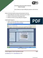 Panduan Penggunaan Hotspot Prepaid (PhpMyPrepaid)