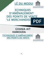 Presenta Caci Merchandising