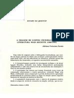 A Imagem de Ludwig Feuerbach Na Literatura Mais Recente (1988-1993)