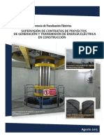 Compendio Proyectos Generacion Transmision Electrica Construccion