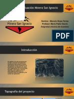 Evaluacion Proyecto Minera San Ignacio