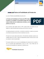 Mi. Frontera de Posibilidades de Producción(1)