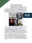 Historia Del Estudio de La Fotosíntesis