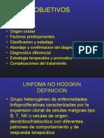 Linfomas No Hodgkin i