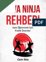 Java Ninja Rehberi