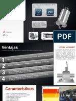 Catalogo Transmisor de Vibracion de Uso Industrial Pre1210 PDF 576 Kb