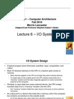 CS6461ComputerArchitectureLecture6.ppt