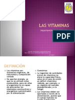Las Vitaminas CJ