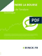 Binck Fiche Pedagogique Les Bases de l Analyse Technique